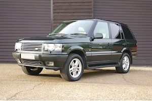 Range Rover 4.6 HSE Royal Edition Automatic AWD 4600 5dr Estate Autiomatic Petrol