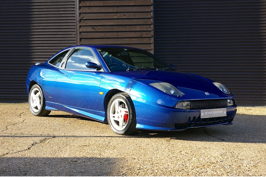 Fiat Coupe 20V Turbo Plus