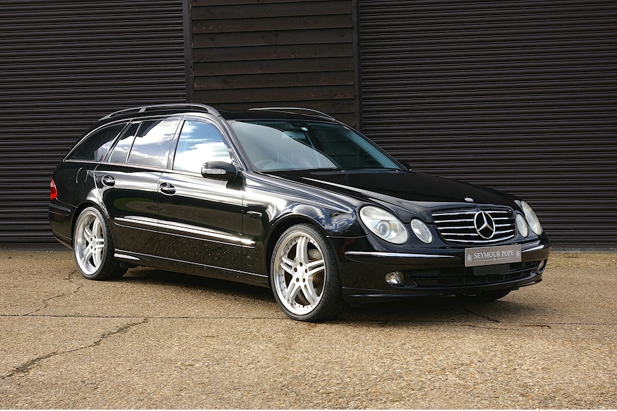 Mercedes-Benz E Class E350 Avantgarde 7 G-Tronic Estate
