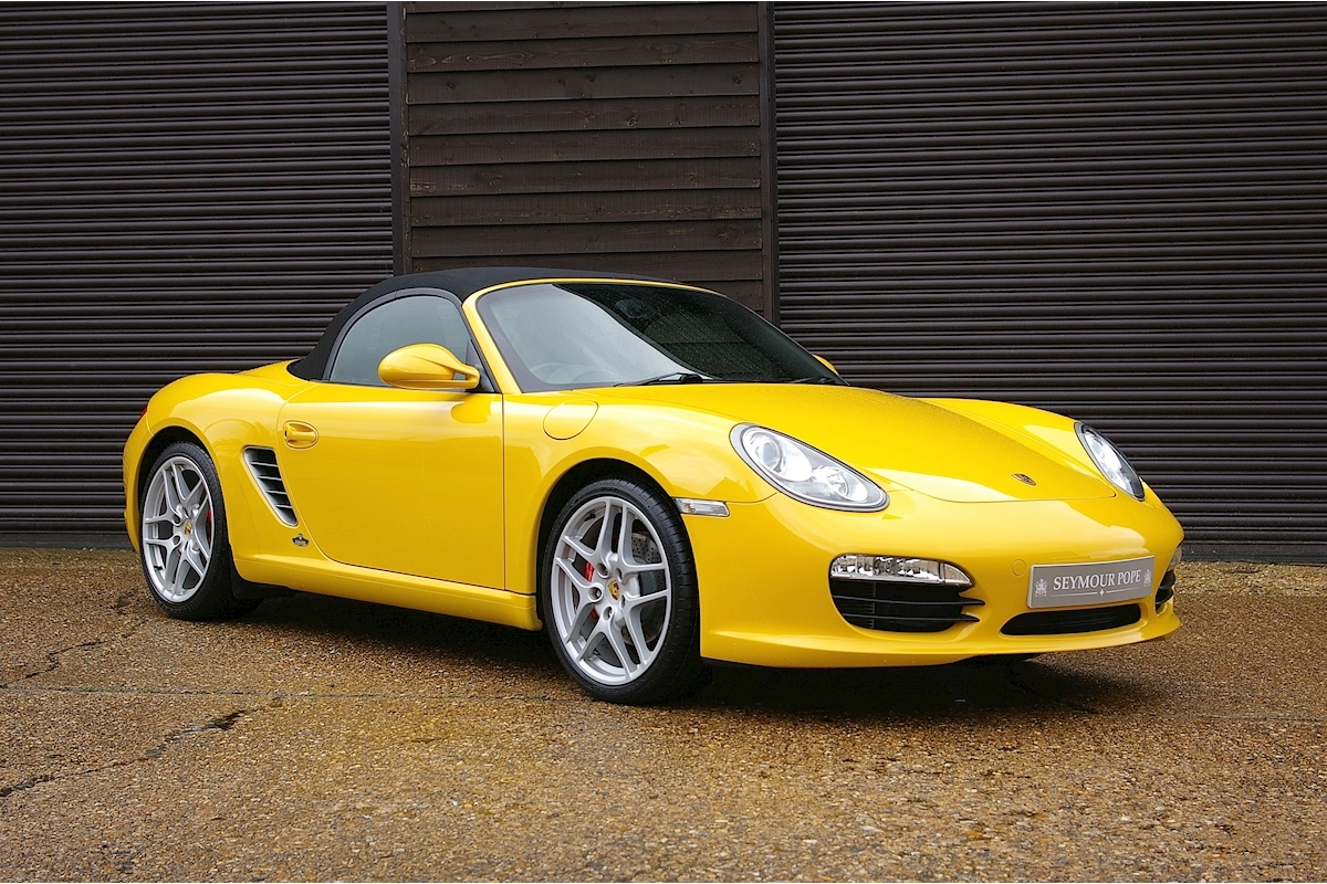 Porsche Boxster 3.4S 24V S Roadster 6 Speed Manual - Large 0