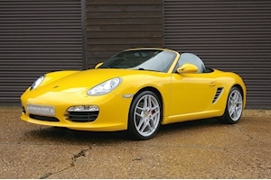 Boxster 3.4S 24V S Roadster 6 Speed Manual 3.4 2dr Convertible 6 Speed Manual Petrol
