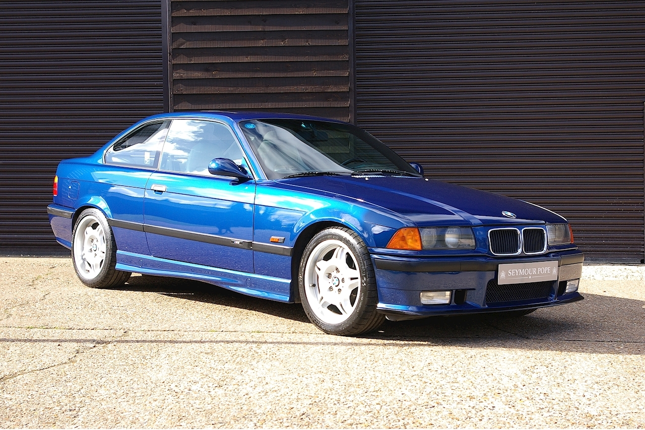 BMW M3 E36 3.0 5 Speed Manual Coupe - Large 0