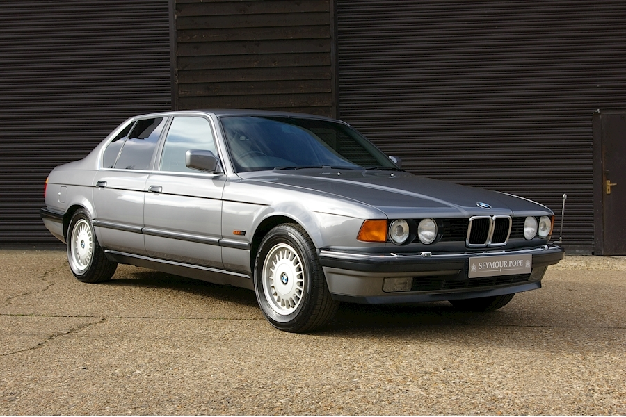 BMW 7 Series E32 735i Automatic Saloon RHD