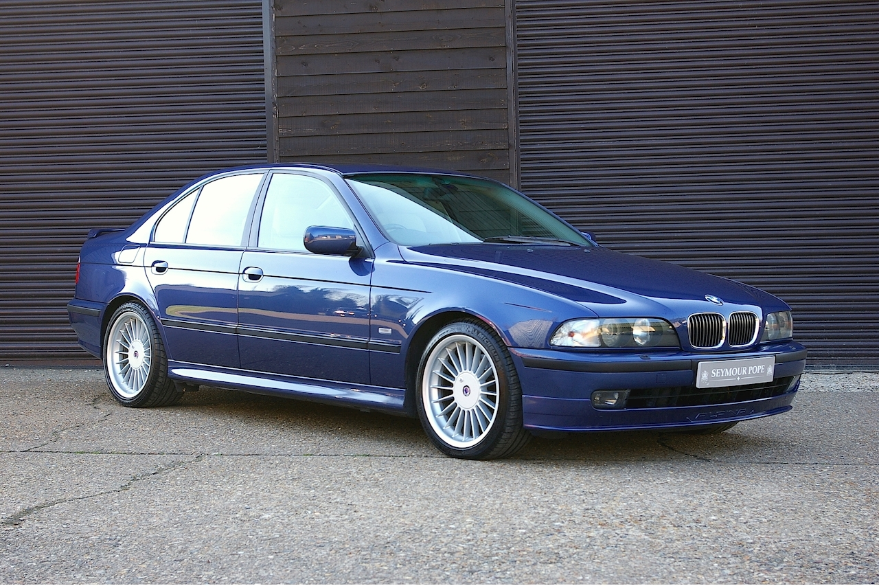 Alpina B10 E39 B10 4.6 V8 Automatic Saloon - Large 0