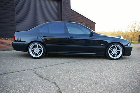 5 Series E39 525i Sport Automatic Saloon 2500 4dr Saloon Automatic Petrol