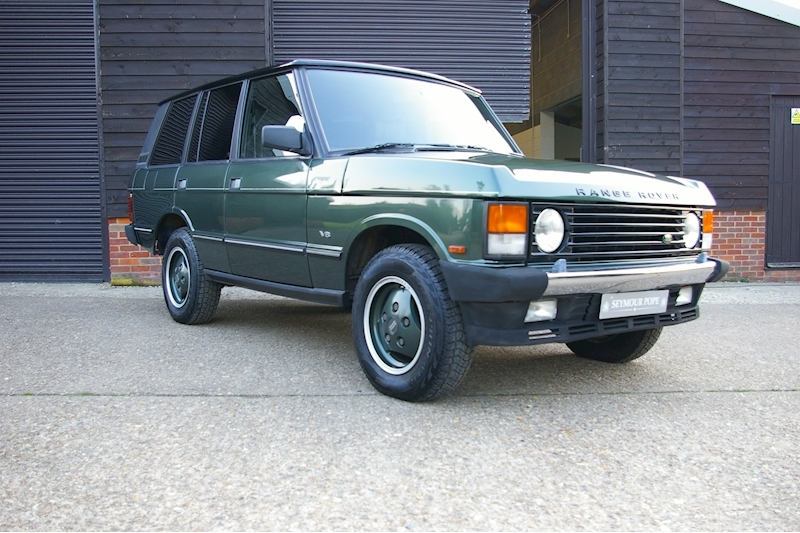 Land Rover Range Rover Classic 3.9 V8 Automatic SWB 5 Door Automatic LHD