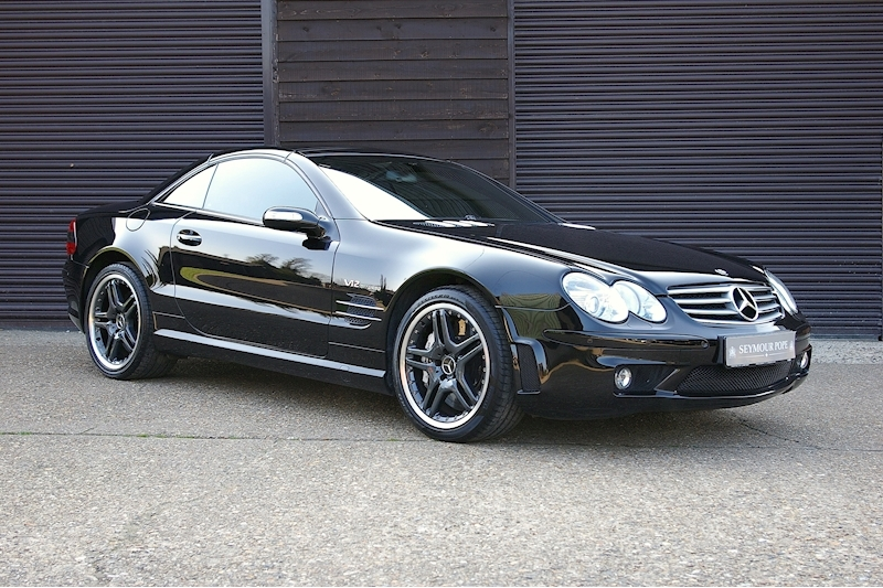 SL65 AMG 6.0 V12 Bi-Turbo Convertible  Automatic Petrol