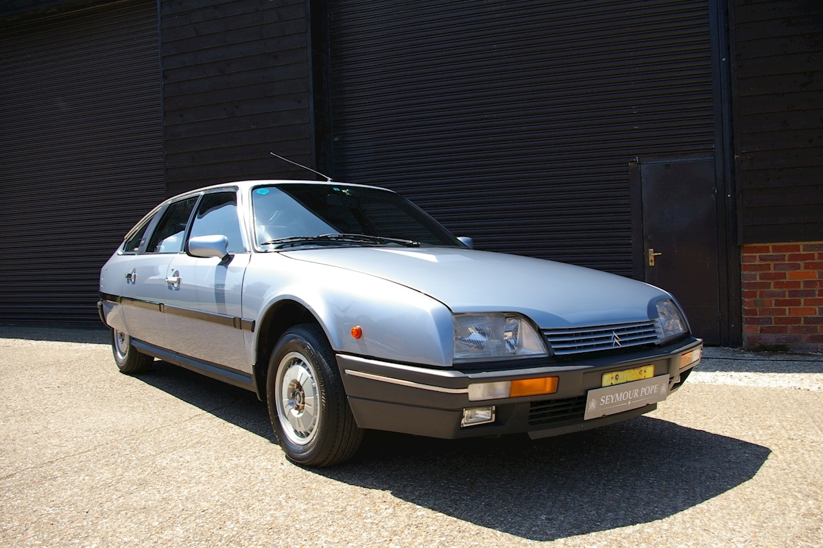 Citroen Cx 2.5 Gti Automatic Saloon - Large 0