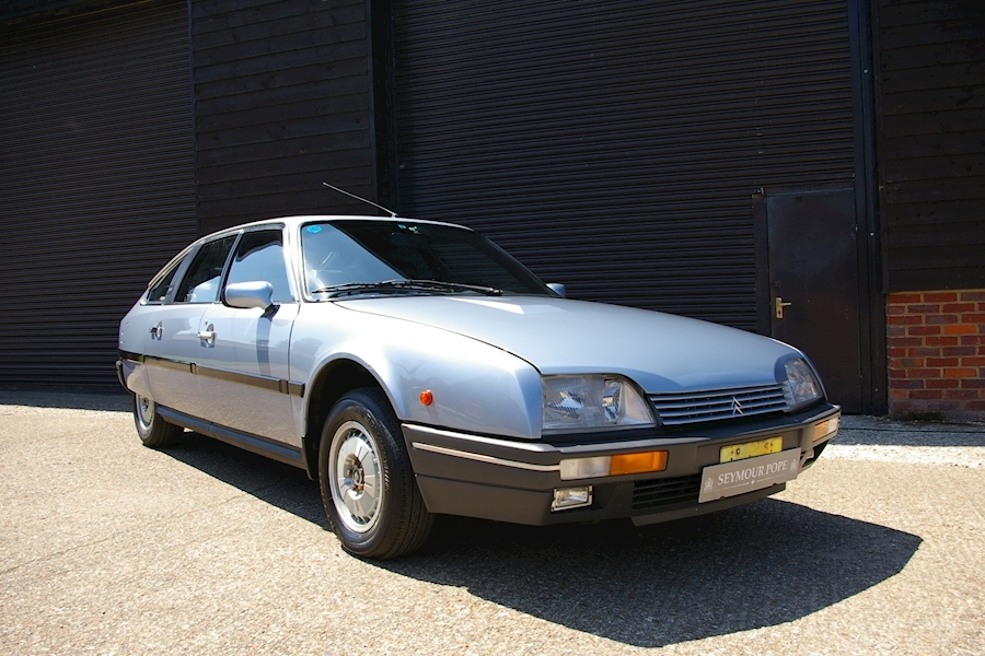 Citroen Cx 2.5 Gti Automatic Saloon