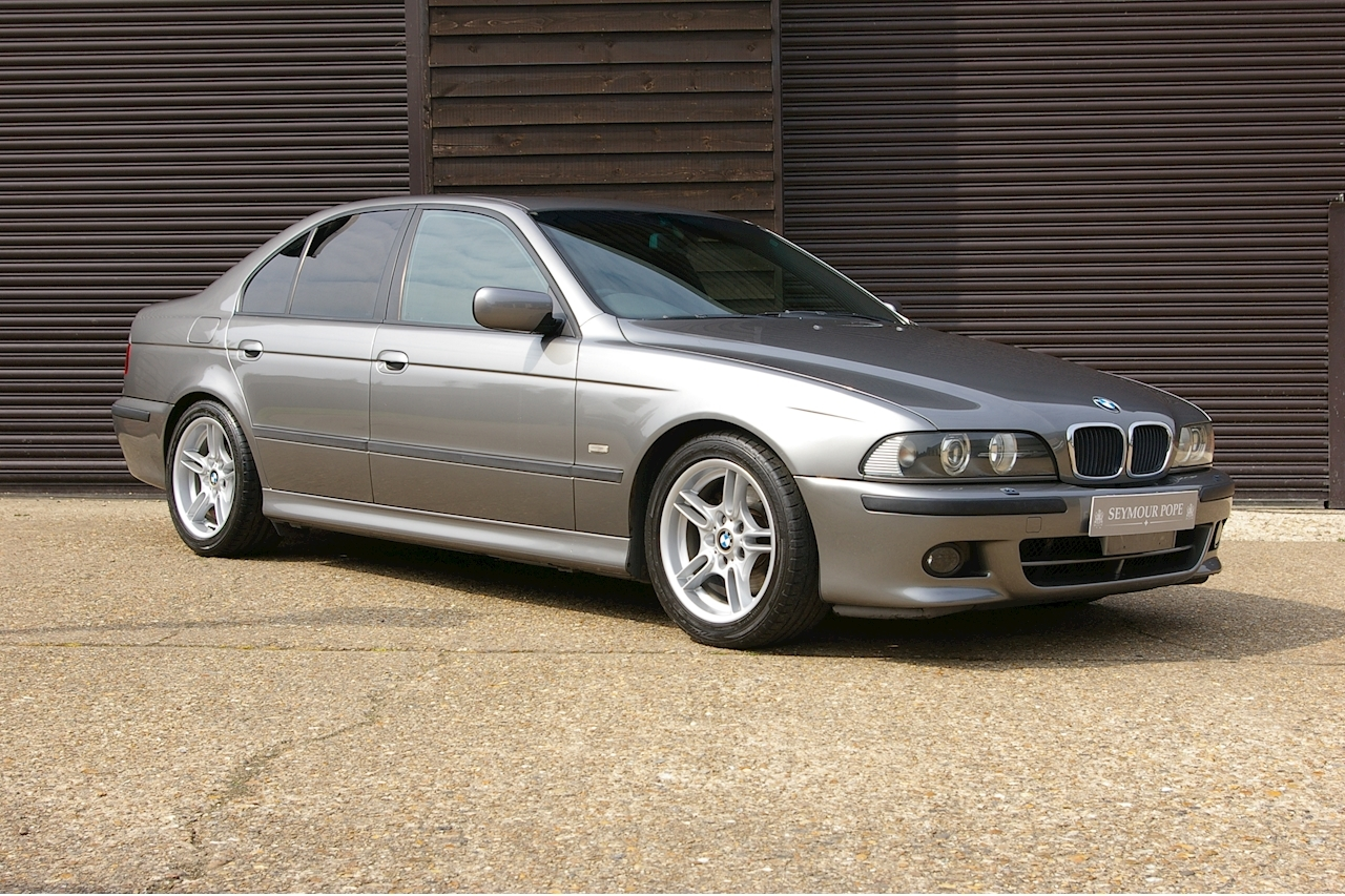 BMW 5 Series E39 530i Sport Saloon Automatic - Large 0