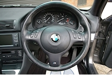 BMW 5 Series E39 530i Sport Saloon Automatic - Thumb 16