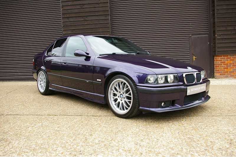 BMW M3 E36 M3 3.2 Saloon 5 Speed Manual LHD US SPEC