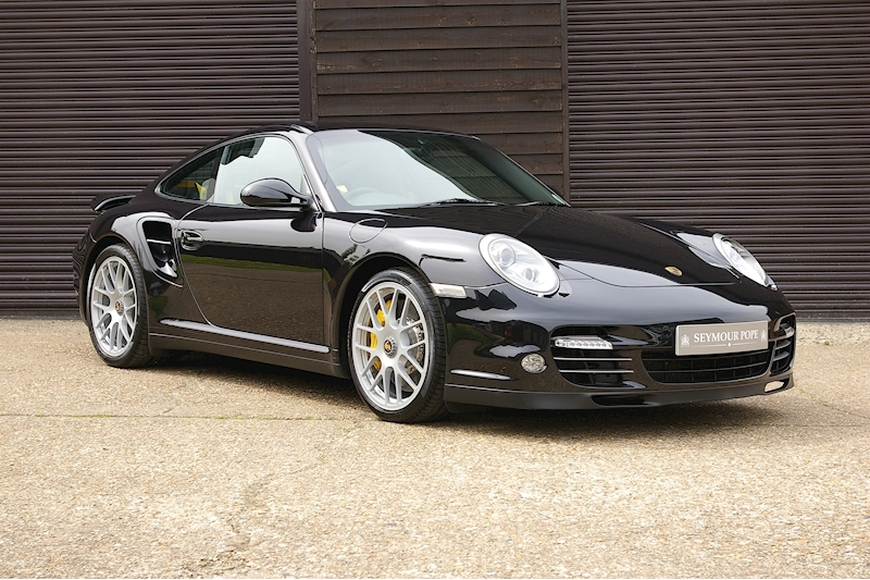 Porsche 997.2 Turbo S 3.8 PDK Coupe Auto