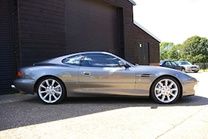 DB7 GTA 5.9 V12 Automatic Coupe 5.9 2dr Coupe Automatic Petrol