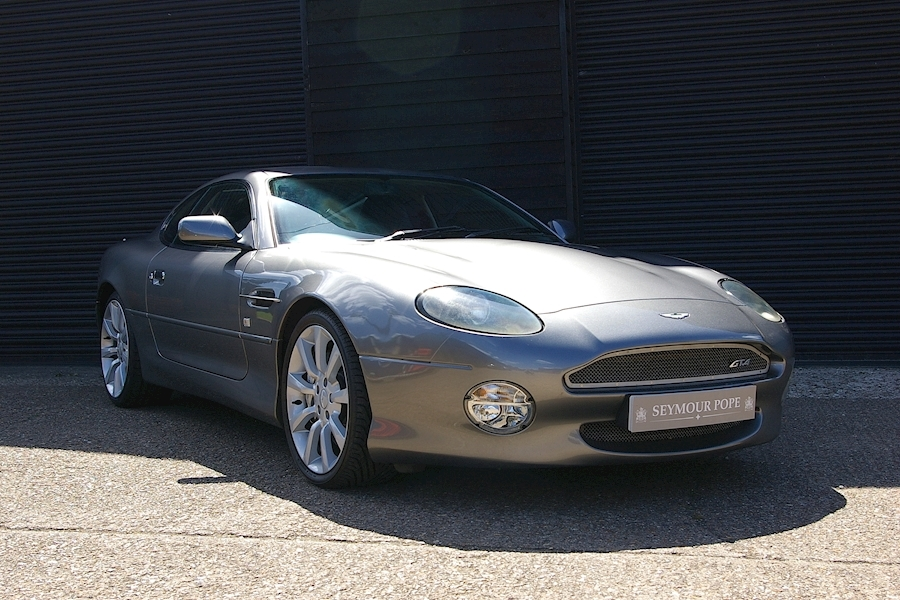 Aston Martin DB7 Gta 5.9 V12 Automatic Coupe