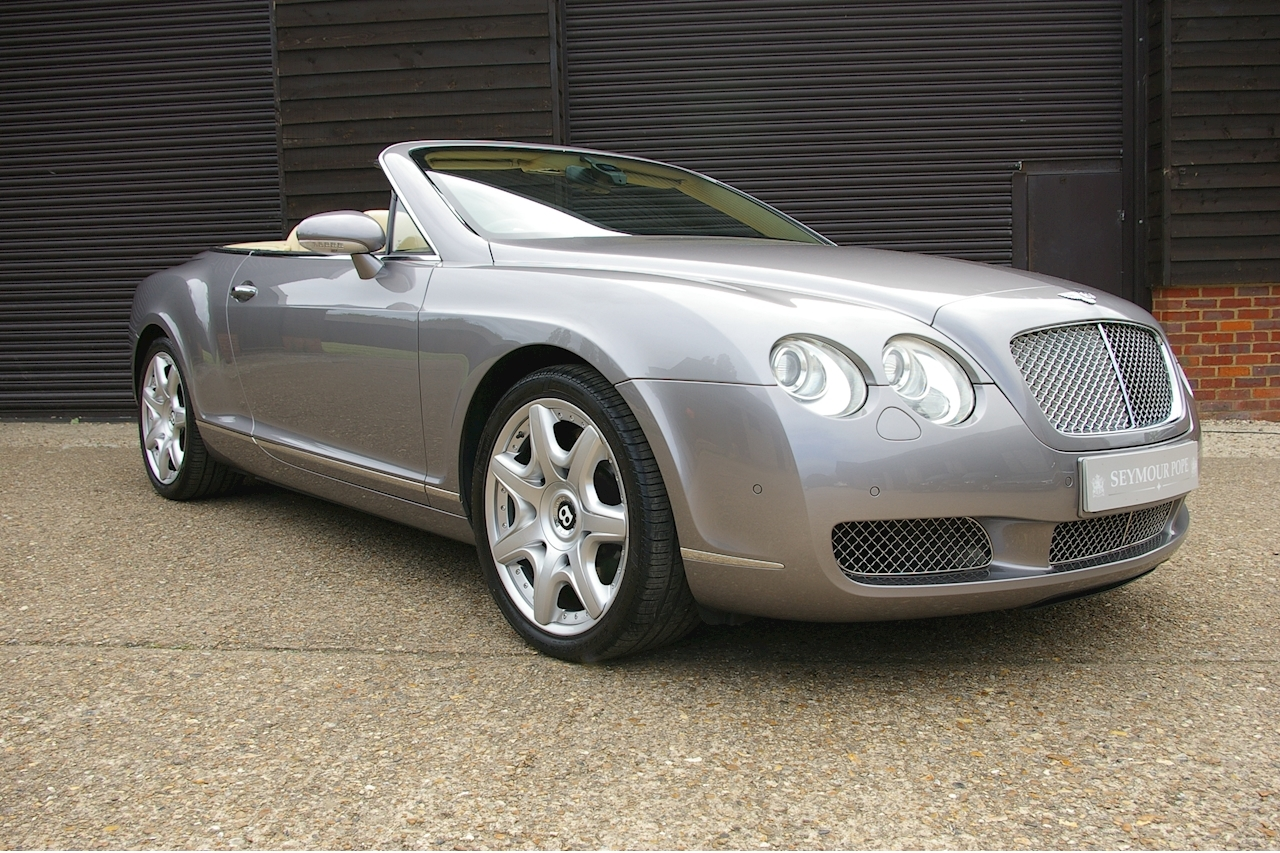 Bentley Continental GTC 6.0 W12 MULLINER Automatic Convertible - Large 0