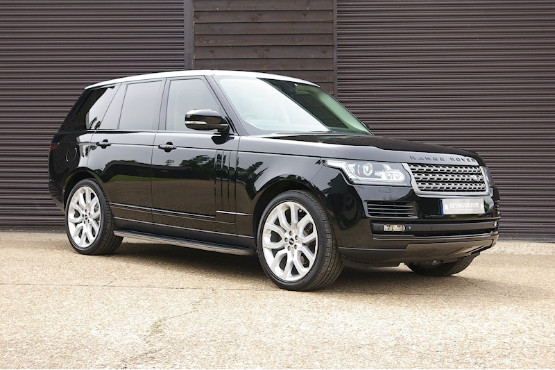 Land Rover Range Rover 3.0 TDV6 Vogue Automatic
