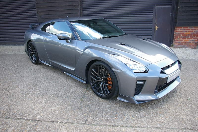 Nissan Gt-R 3.8 V6 Twin Turbo Recaro Edition Coupe Automatic