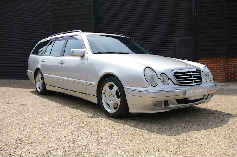 Mercedes-Benz E Class W210 E320 Avantgarde Estate Automatic
