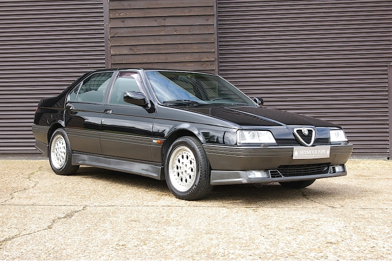 Alfa Romeo 164 3.0 V6 Q4 6 Speed Manual Saloon AWD