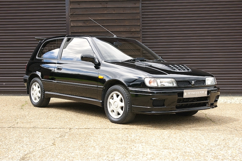 Nissan Pulsar GTI-R 2.0 TURBO 4WD HATCHBACK MANUAL