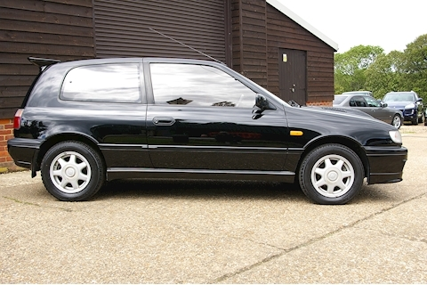 Pulsar GTI-R 2.0 TURBO 4WD HATCHBACK MANUAL 2000 5dr Hatchback Manual Petrol