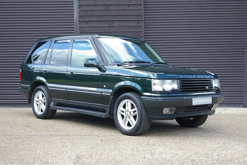 Land Rover Range Rover P38 4.6 HSE Royal Edition Automatic