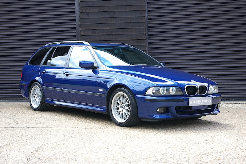 BMW 5 Series E39 525i Sport Automatic Touring