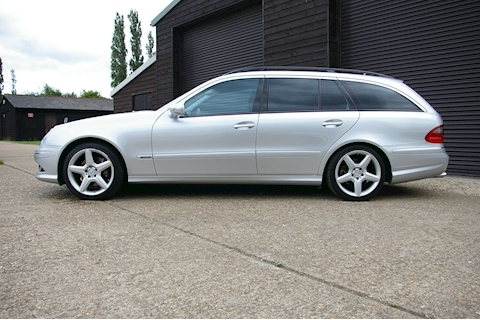 E Class W211 E350 AVANTGRADE S AMG 7 G-TRONIC AUTOMATIC ESTATE 3500 5dr ESTATE AUTOMATIC PETROL