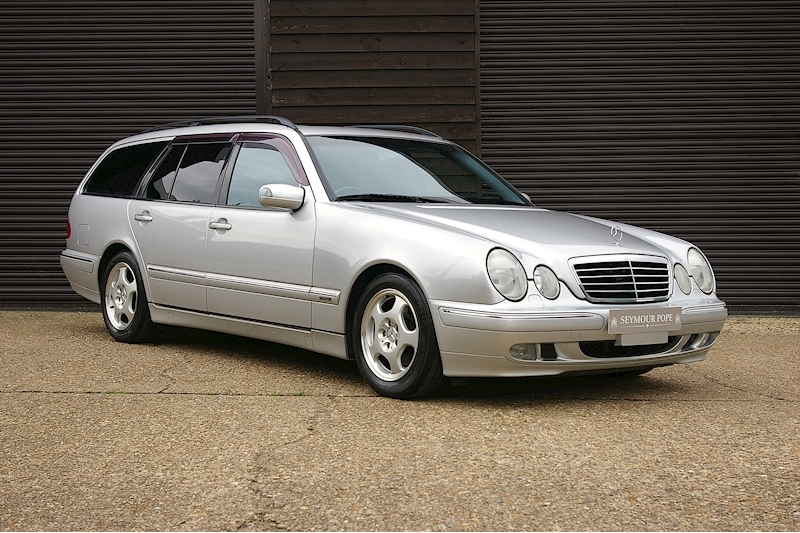 Mercedes-Benz E Class W210 E320 Avantgarde Estate 5 Speed Automatic