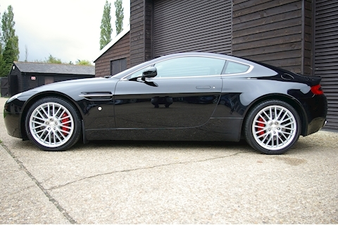 Vantage 4.7 V8 Coupe 6 Speed Manual 4.7 3dr Hatchback Manual Petrol