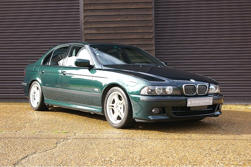 BMW 5 Series E39 540i Sport Automatic Saloon