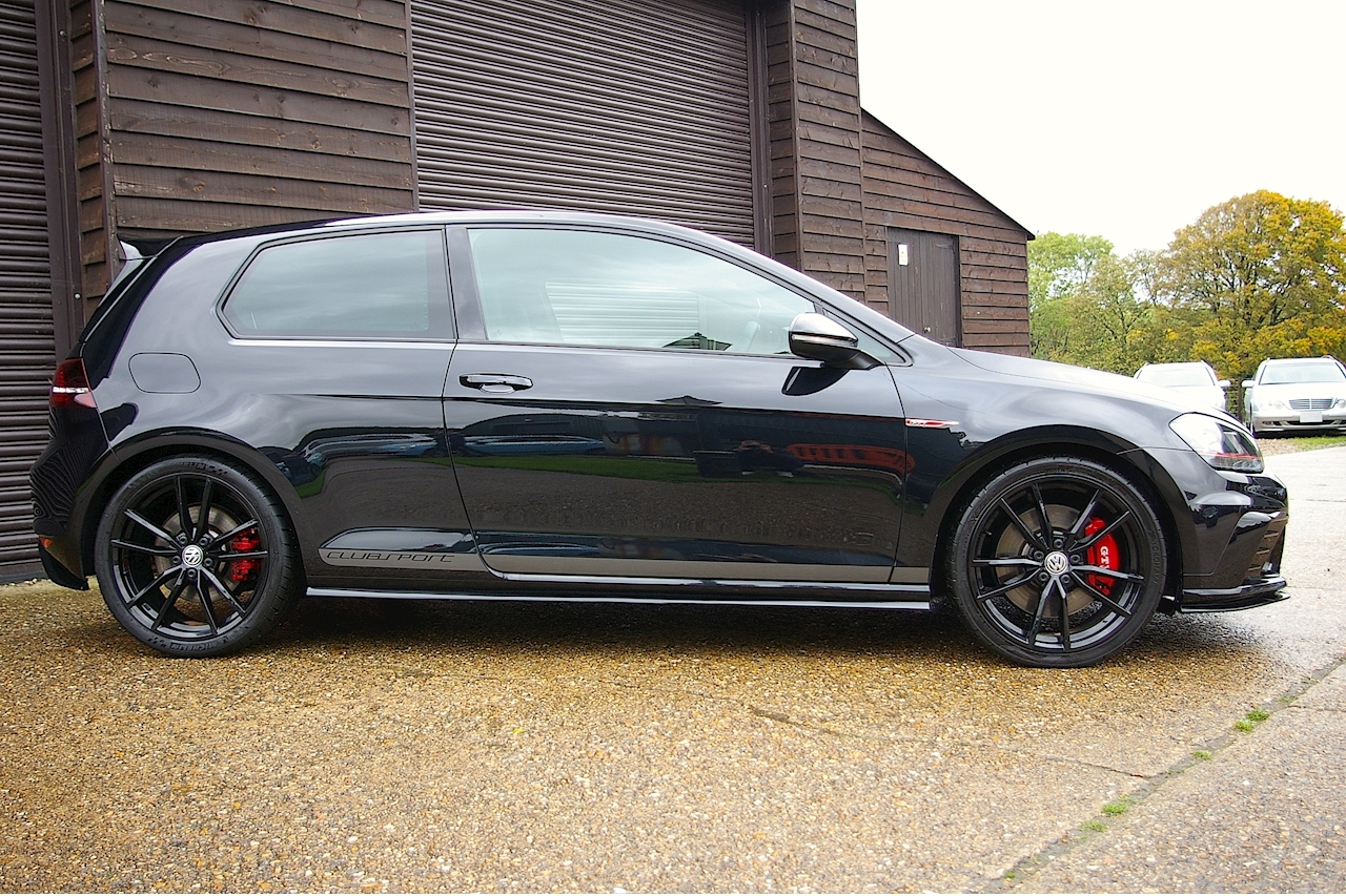 Used Volkswagen Golf 2 0 Gti Clubsport Edition 40 Dsg Auto 3dr