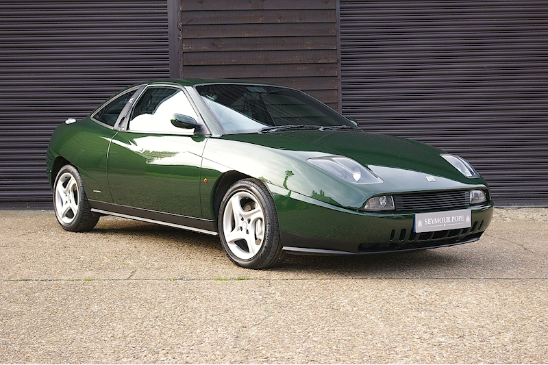 Fiat Coupe Turbo Coupe 20V 5 Speed Manual