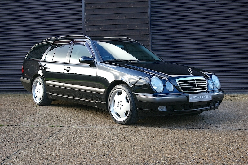 Mercedes-Benz E Class E240 Avantgarde Estate Automatic