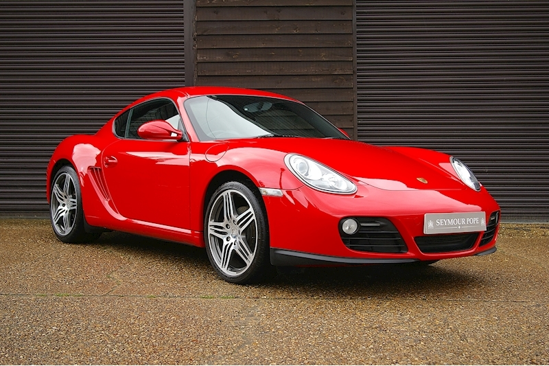 Porsche 987 Cayman 2.9 24v Coupe 6 Speed Manual 2.9 24V