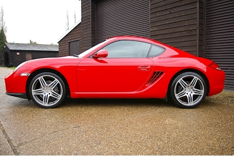987 Cayman 2.9 24v Coupe 6 Speed Manual 2.9 24V 2.9 2dr Coupe Manual Petrol