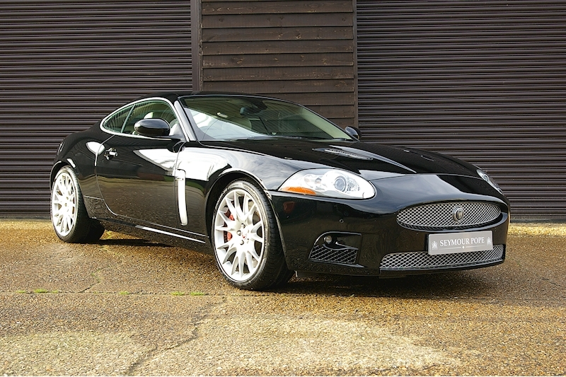 XK XKR Coupe 4.2 Automatic Petrol