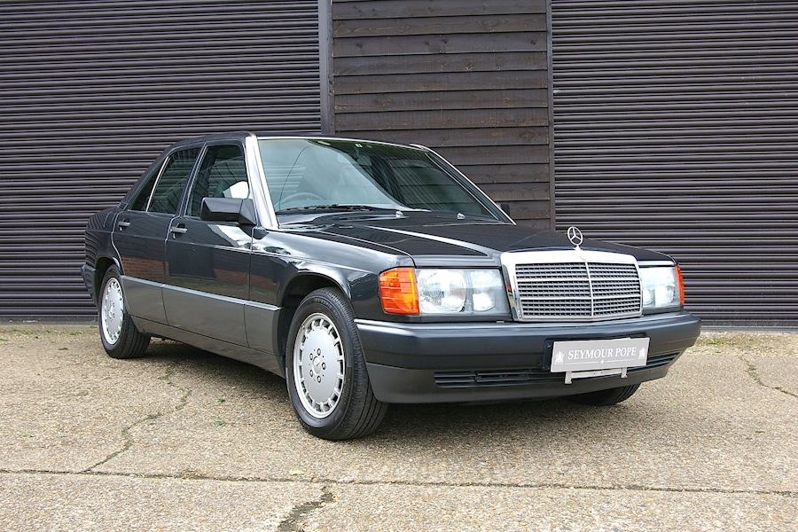 Mercedes-Benz 190E 2.6 E Automatic 4 Door Saloon
