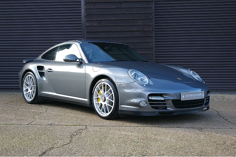 Porsche 911 997.2 Turbo S 3.8 PDK Coupe Auto