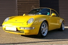 Porsche 911 993 Carrera 4 3.6 Coupe 6 Speed Manual - Thumb 6