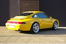 Porsche 911 993 Carrera 4 3.6 Coupe 6 Speed Manual - Thumb 4