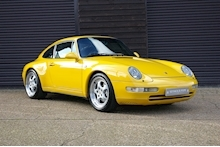 Porsche 911 993 Carrera 4 3.6 Coupe 6 Speed Manual - Thumb 0