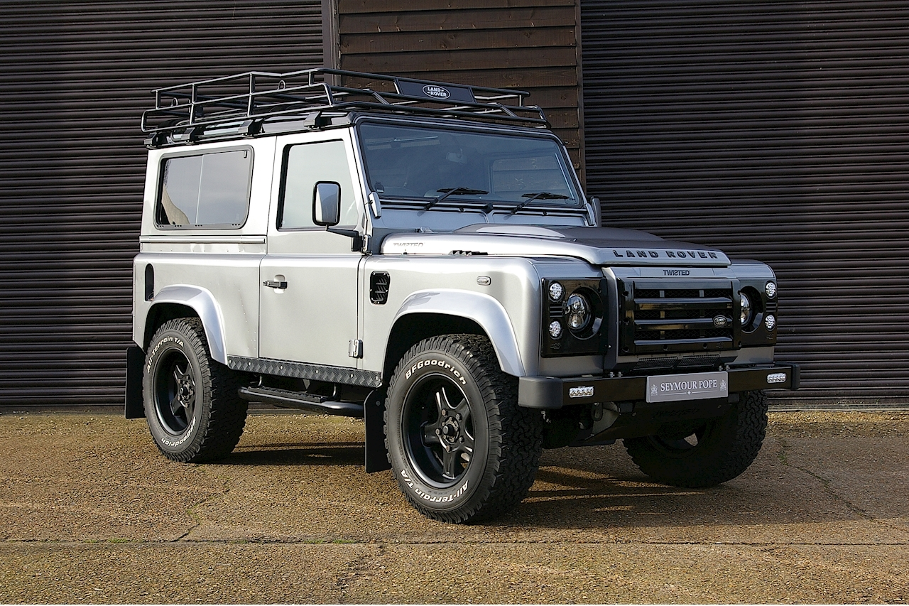 Land Rover Defender 90 TWISTED 2.2 TD XS French Edition Station Wagon - Large 0