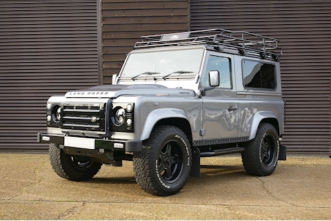 Defender 90 TWISTED 2.2 TD XS French Edition Station Wagon 2.2 3dr Light 4X4 Utility Manual Diesel