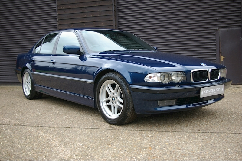 BMW 7 Series E38 740i M Sport Automatic Saloon Face-lift