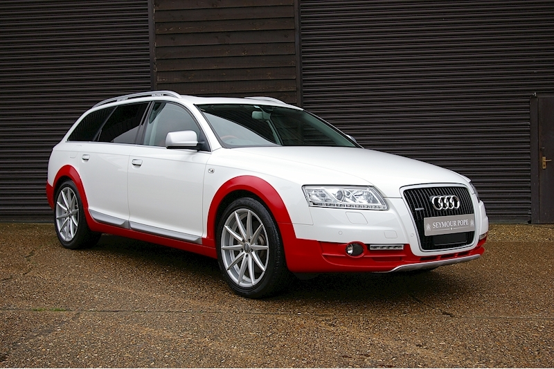 A6 ALLROAD  C6 4.2 FSI V8 Exclusive Quattro Automatic Estate 4200 5dr Estate Automatic Petrol