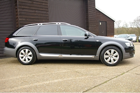 A6 ALLROAD C6 3.2 FSI Quattro Estate Automatic 3200 5dr Estate Automatic Petrol