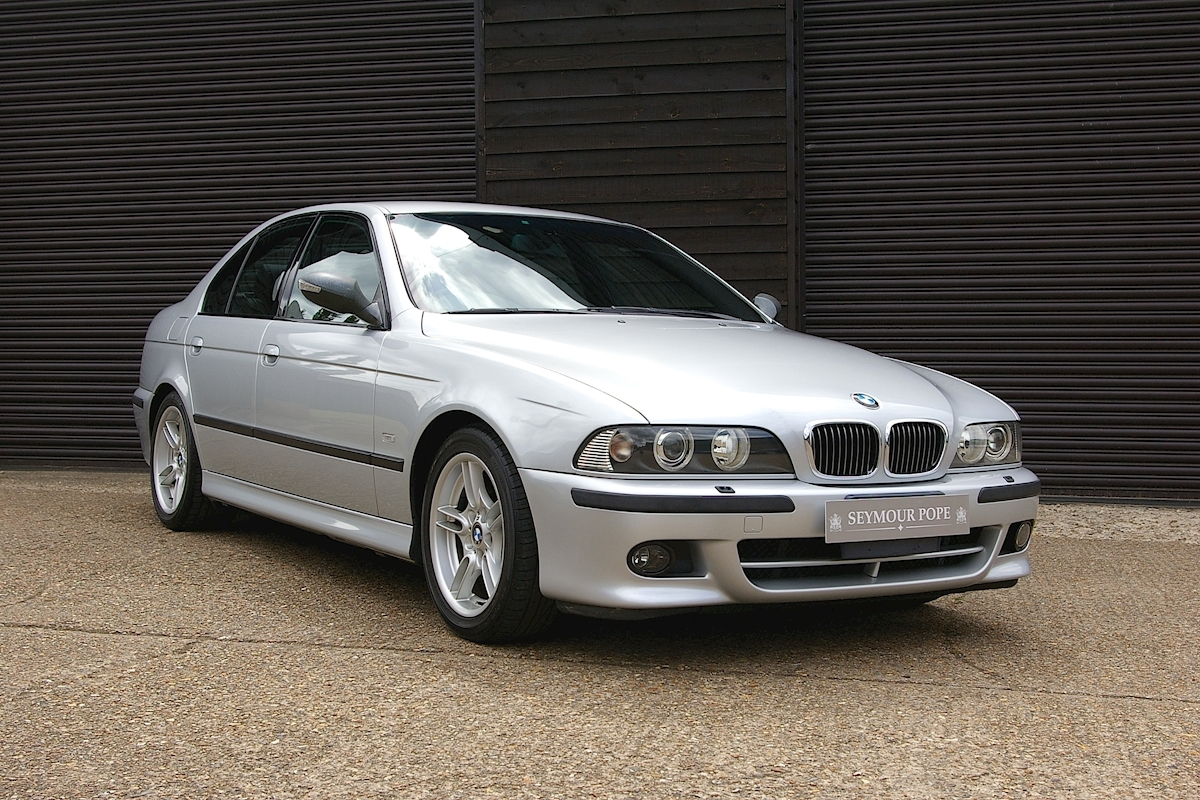 used bmw 540i sport e39 4 4v8 sport automatic saloon seymour pope. Black Bedroom Furniture Sets. Home Design Ideas