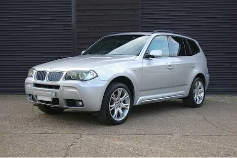 X3 3.0 SI M-Sport xDrive Automatic 3000 5dr Estate Automatic Petrol